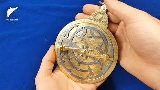 Making the Astrolabe