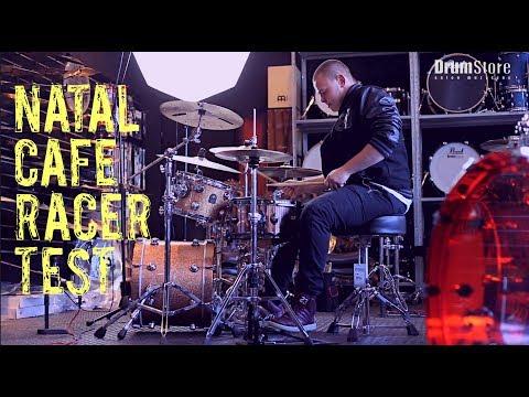 Natal Cafe Racer Jazz - Mikołaj Stańko DrumStore TEST