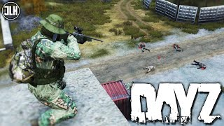 DAYZ 1.01 | Squad Wipe with the AWM Sniper Rifle (PvP and Encounters)