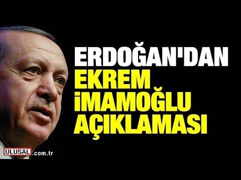 Cumhurbaşkanı Erdoğan'dan 23 Haziran seçim sonucu ve Ekrem İmamoğlu açıklaması