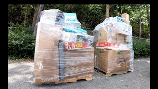 BIG PROFIT on the $950 Customer Return Pallets