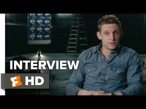 Fantastic Four Interview - Jamie Bell (2015) - Action Movie HD