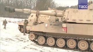 Песков прокомментировал наращивание военного присутствия НАТО в Польше