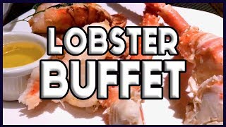 Video All You Can Eat Lobster Bally's Las Vegas Buffet FULL TOUR download MP3, 3GP, MP4, WEBM, AVI, FLV Desember 2017