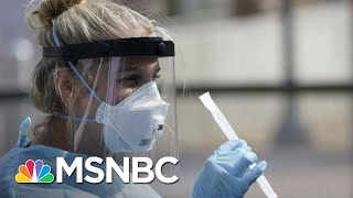 Midwestern States Become New Covid-19 Hotspot As Cases Spike | MSNBC