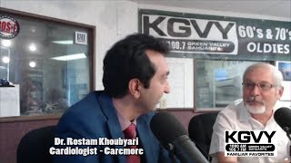 Staying Healthy - A Discussion with Dr. Rostam Khoubyari