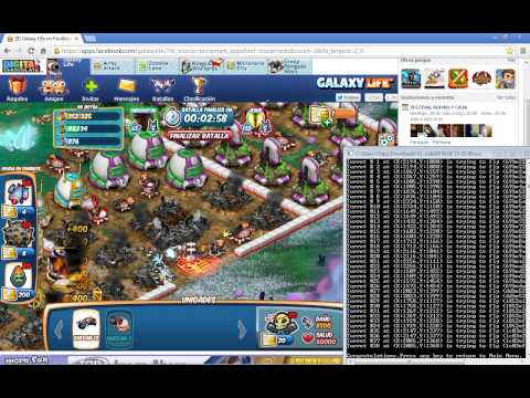 Hack de galaxy life (parte2) Atacar sin Defensas