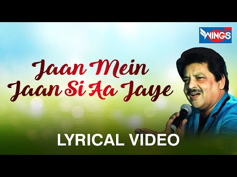 Jaan Mein Jaan Si Aajaye  | Hits Of Udit Narayan | love Songs by Udit Narayan