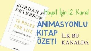 Hayat İÇİn 12 Kural | Jordan Peterson | Capİtal