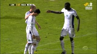 Goal De Zeeuw Lokeren-Anderlecht 0-4