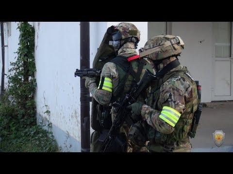 Чегем. Спецоперация против экстремистов в КБР