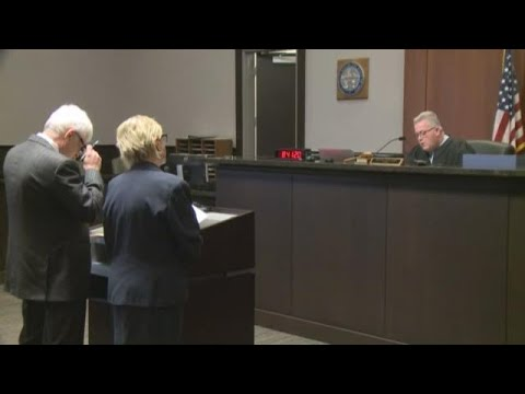 Portage County Judge Becky Doherty Pleads Guilty To OVI: Full Court Hearing