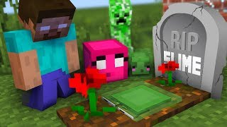 Monster School : RIP Slime - Minecraft Animation