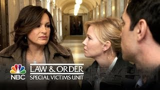 Law & Order: SVU - Jimmy Mac Causes a Mistrial (Episode Highlight)