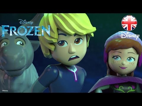 FROZEN | Magic of the Northern Lights – Ep.4 | Official Disney UK