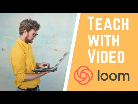 Teach with Video Using Loom - Free for Educators and Students (Forever!)