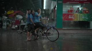 rainy mood in ho chi minh town 1
