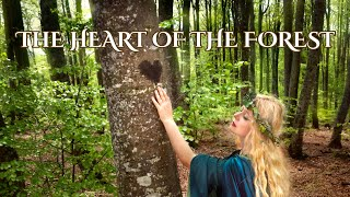 Priscilla Hernandez | The Heart of the Forest | Emotional Elven Fantasy Music & Ambiance