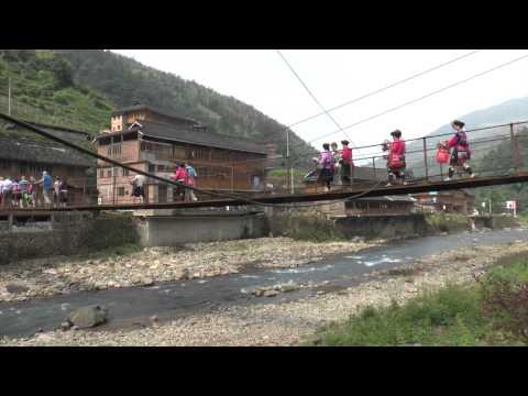China -  Fascinerend en mysterieus -  Deel 4/5: Longji (rijstterrassen) en Yangshuo