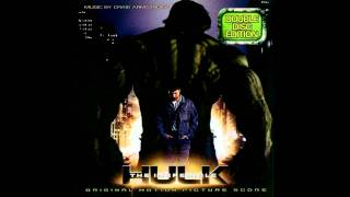 Craig Armstrong - Hulk theme (Incredible Hulk OST )