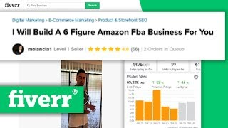 "I paid $25 to an Amazon FBA ""Expert"" To Build Me 6-Figure Amazon Business…"