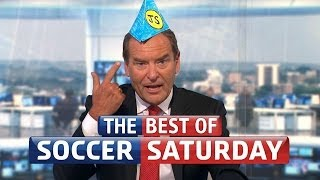Soccer Saturday - The funniest moments in April