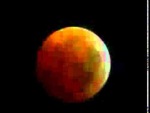[Fair Quality]Total Lunar Eclipse, December 20 2010
