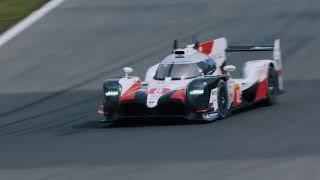 2019 WEC Spa Thursday - Track Action