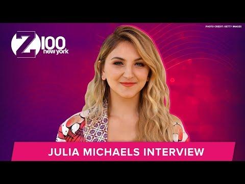 Julia Michaels Reveals Inspiration Behind Her Album | Interview