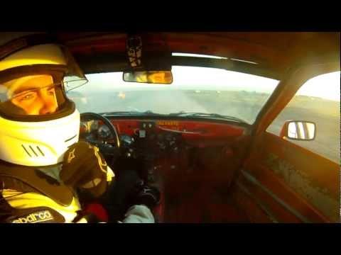 Arse-Sweat 2012 - Porsche Engine Fire