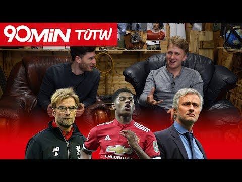 Has Liverpool's attack been exposed!? | Does Man United 2-1 Liverpool affect Top 4 chances? | TOTW