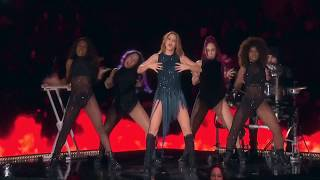 Shakira - La La La live performance (Copa Davis Cup)