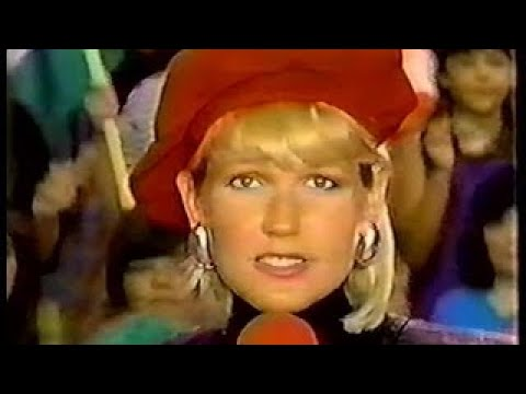 Xuxa Usa Tv Show 1919 From 1993 Youtube