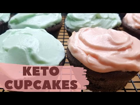 keto-cupcakes🎂birthday-party-approved