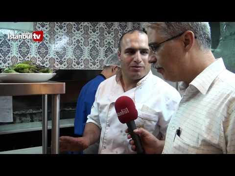 Semih DENİZ'ile 'Eko İstanbul' Ziya Şark Sofrası'nda