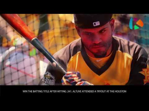 José Altuve - Major League Baseball - Wiki Videos by Kinedio