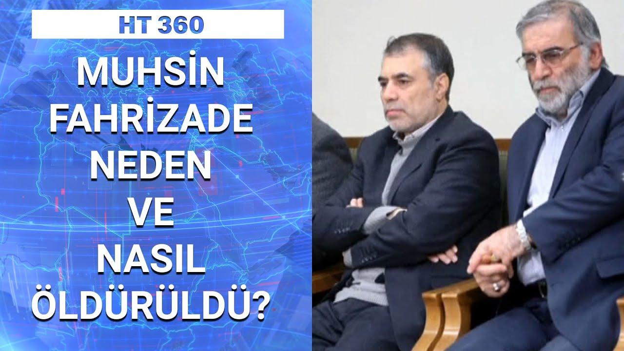 Nükleer Fizikçi Muhsin Fahrizade Suikastini Habertük'te Afşin Yurdakul'a Değerlendirdim