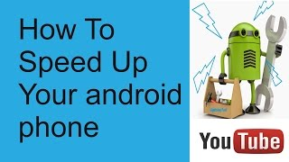 How to speed up Samsung Galaxy note Android 4.4.2 KitKat