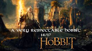 14. A Very Respectable Hobbit (Exclusive Bonus Track) 2.CD - The Hobbit: an Unexpected Journey