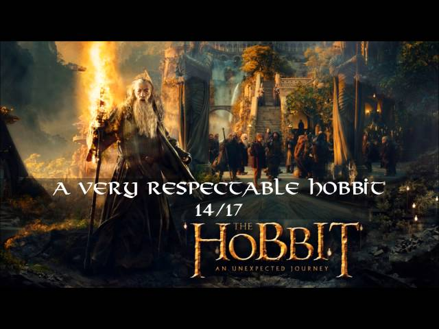 14. A Very Respectable Hobbit (Exclusive Bonus Track) 2.CD - The Hobbit: an Unexpected Journey