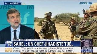 Mali: un chef jihadiste tué lors d'une opération des forces françaises