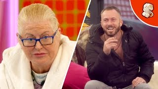 Kim Woodburn and James Jordan argue | Celebrity Big Brother | Day 12