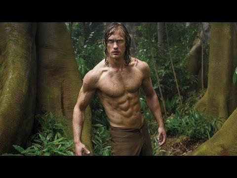 How To Get A Body Like Tarzan (Alexander Skarsgård)