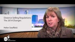 Distance Selling Regulations: The 2014 Changes - Central Law Training On-demand Webinar