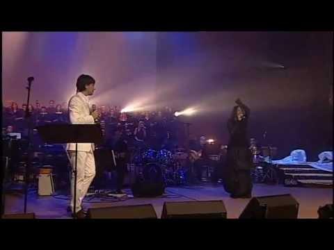 """Anna Oxa & Ivo Gamulin - """"Processo a me stessa"""" (Zagabria 2009) 2°"""