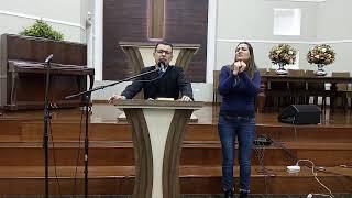 IP Arapongas - Pr Donadeli - Uma Família Edificada Sobre a Rocha - Mt 4:24-27 - 10-05-2020