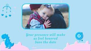 Birthday Invitat Free Babys — Minutemanhealthdirect