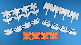 як зробити з паперу об'ємного лебедя