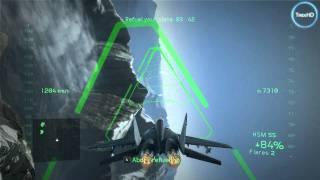 Tom Clancy's H.A.W.X. 2 HD gameplay