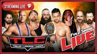 Video WWE TLC:Tables Ladders and Chairs 2017 Live Full Show October 22nd 2017 Live Reactions download MP3, 3GP, MP4, WEBM, AVI, FLV November 2017
